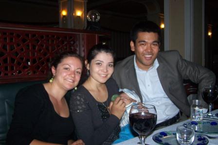 meine Gastfamilie & ich
