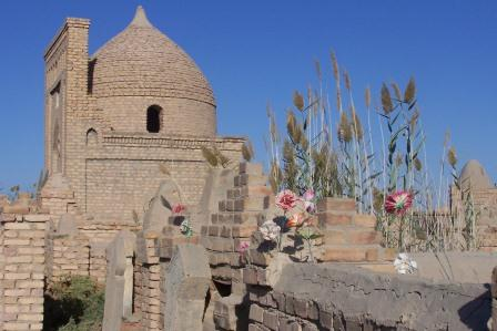 Khojaily-Friedhof
