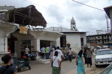 Markt in Chake Chake