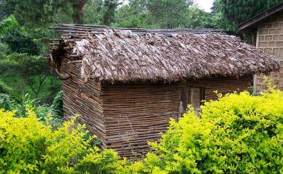 Chagga-Hütte
