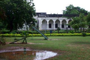 Die Bibliothek von Tanga