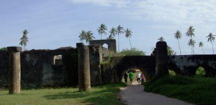 Die Maruhubi-Ruinen