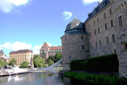 Schloss bon Örebro