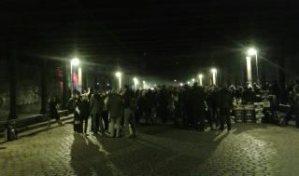 Gleimtunnelparty zum Tag der Deutschen Einheit