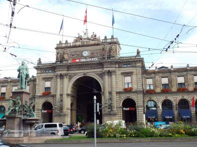 Züricher Hauptbahnhof