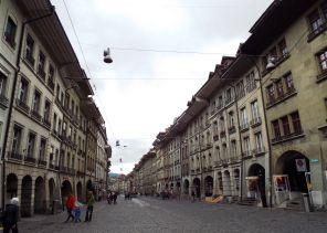 Die Berner Altstadt - UNESCO-Weltkulturerbe