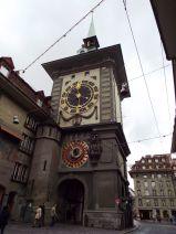 Die Zytglogge, das Wahrzeichen Berns