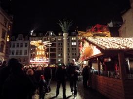 Weihnachstmarkt in Leipzig