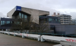 Betontristesse: Die Ruhr-Universität Bochum