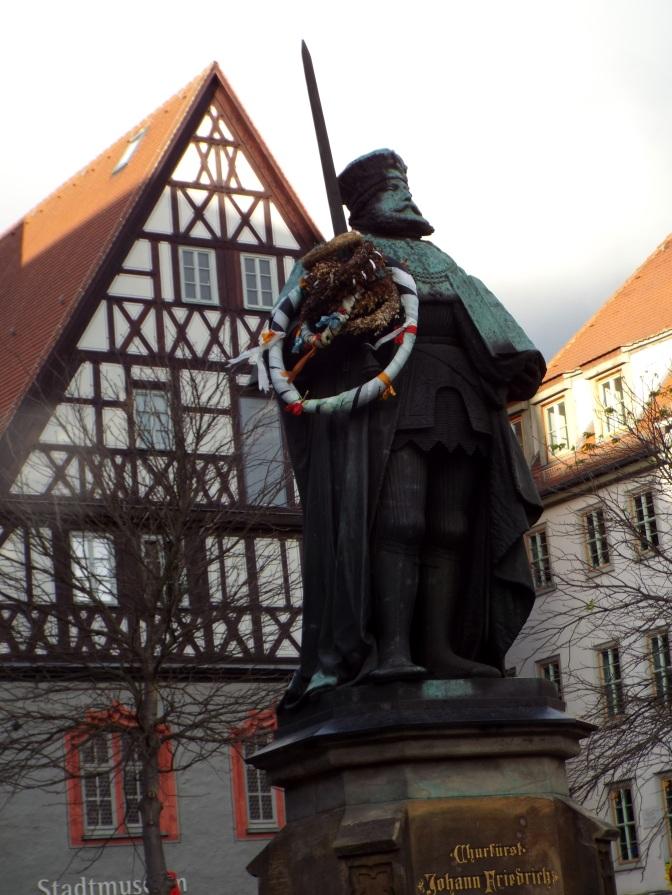 Der dekorierte Jenaer Hanfried