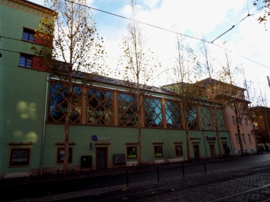 Das neue alte Capitol in Jena