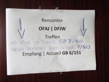 DFJW-Tagung an der Ruhr-Uni Bochum