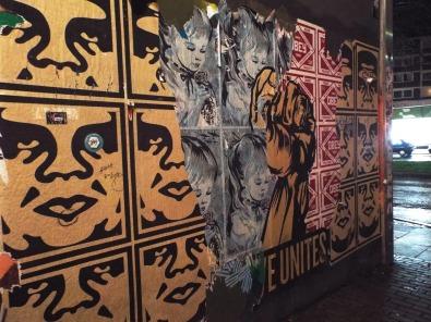 Bochumer Streetart - doch nicht alles hässlich hier ;-)