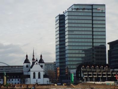 Köln-Kontraste