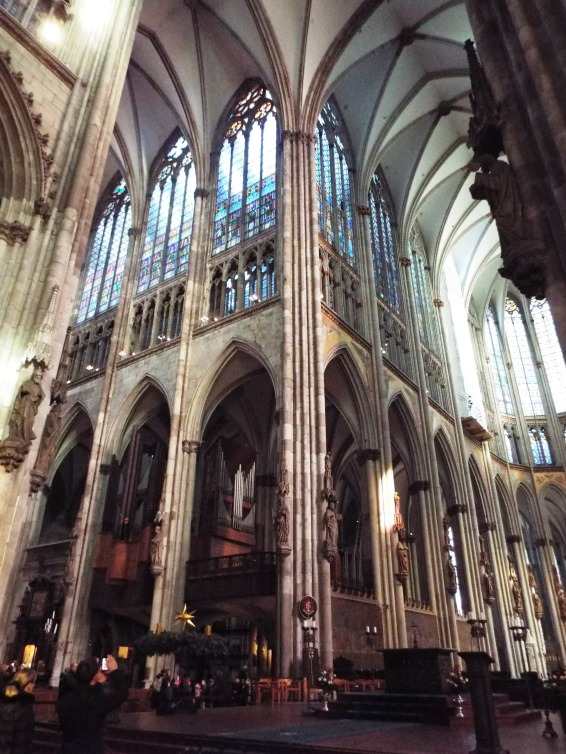 Der Kölner Dom - come in and find out