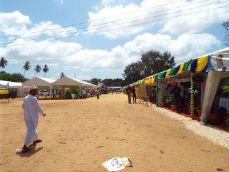 Messe zu 50 Jahren Revolution in Sansibar