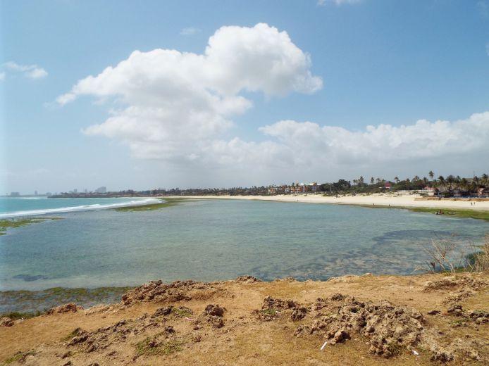 Strand von Dar-es-Salaam