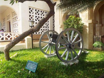 das Stadtmuseum in Lamu Town
