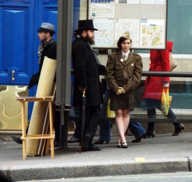 Pariser Chic ...