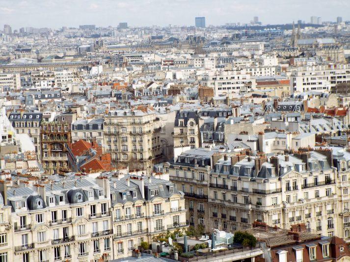 Betonwüste Paris