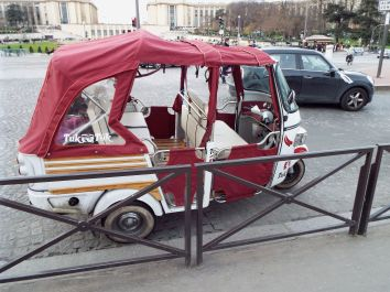 Pariser Tuk-Tuk