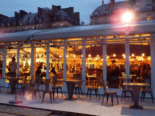 Pariser Modewoche