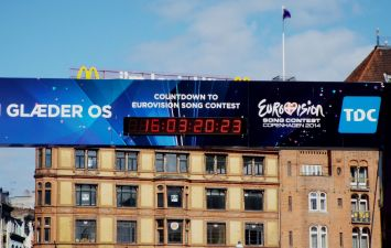 Countdown zum Eurovision Songcontest 2014