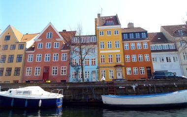 das an Amsterdam erinnernde Christianshaven