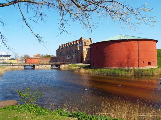 Malmös (unspektakuläres) Schloss
