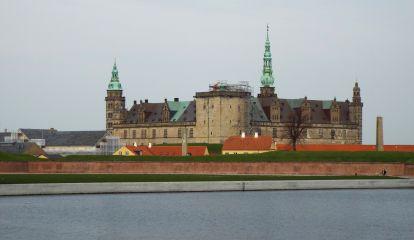 """Schloss Kronborg, das """"Hamlet-Schloss"""""""