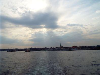 Fährüberfahrt nach Helsingborg (Schweden)