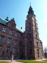 Schloss Rosenborg, in dem die königlichen Kronjuwelen aufbewahrt werden