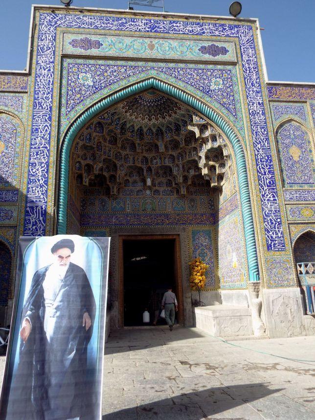 Feierlichkeiten zu Khomeinis Todestag