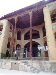 der Hasht-Behesht-Palast (Palast der acht Paradiese)