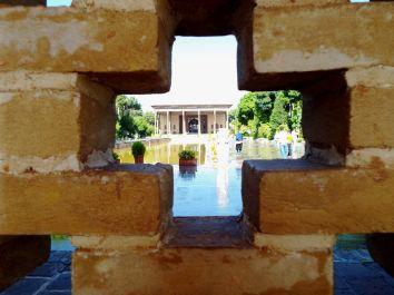 der Tshehel-Sotun-Palast (40-Säulen-Palast)