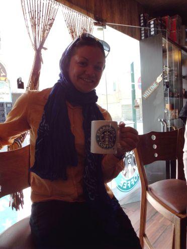 Juhu, Starbucks Coffee statt Nescafé!