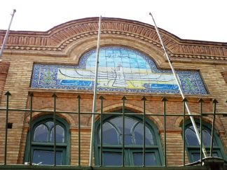 eine zoroastrische Schule