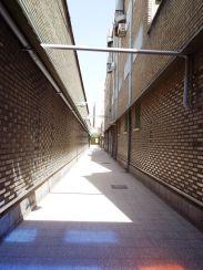das Foltermuseum in einem ehemaligen Gefängnis aus der Shahzeit
