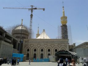 das Khomeini-Mausoleum