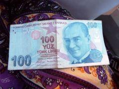 seit meinem letzten Besuch in der Türkei sind einige Nullen gestrichen worden