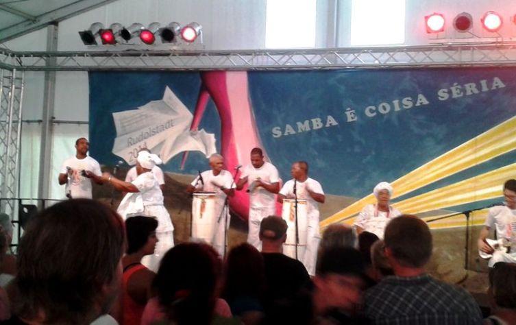 Sambaworkshop