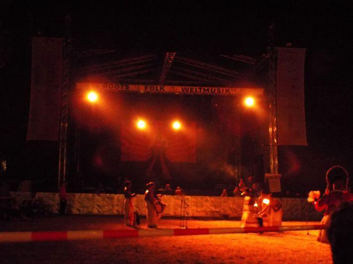 Das Indische Tanzdrama Mudiyettu aus Kerala