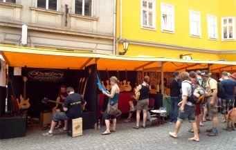 Musikinstrumentenmarkt