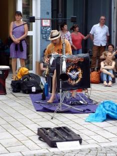 Elektro-Didgeridoo-Musik