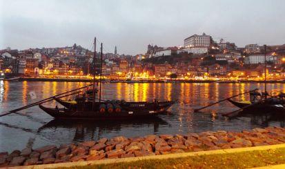 auf der anderen Seite des Douro