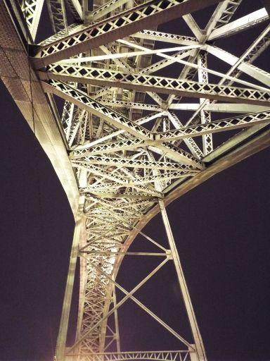 built by Gustave Eiffel