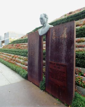 Willy Brandt-Denkmal