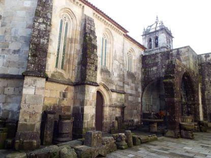 Kathedrale Sé Velha von Braga