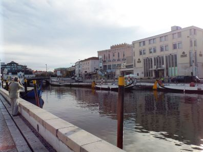 der Kanal von Aveiro