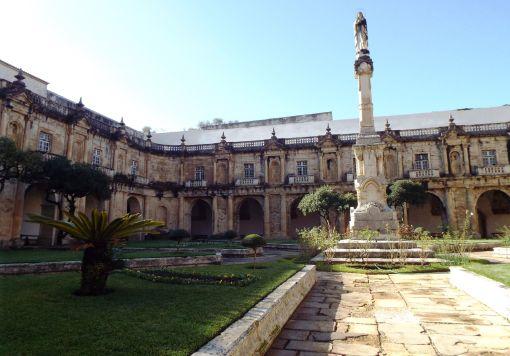 Kloster Mosteiro de Santa Clara-de-Velha